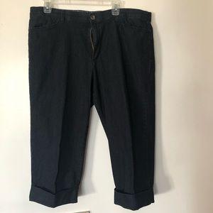 Bandolino Capri pants 18